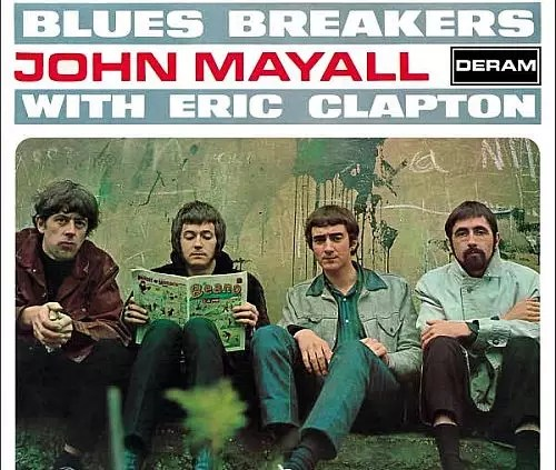John Mayall - Blues Breakers with <a href=