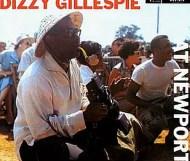 Dizzy Gillespie at Newport