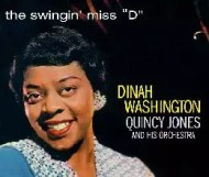 Dinah Washington - The Swingin