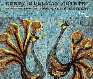 Gerry Mulligan - Reunion with Chet Baker