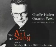 Charlie Haden and Quartet West - The Art of the Song