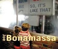 Joe Bonamassa - So, It