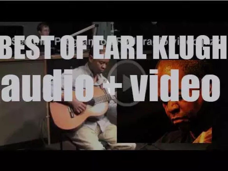 Happy Birthday Earl Klugh. 'Clueful about Klugh'