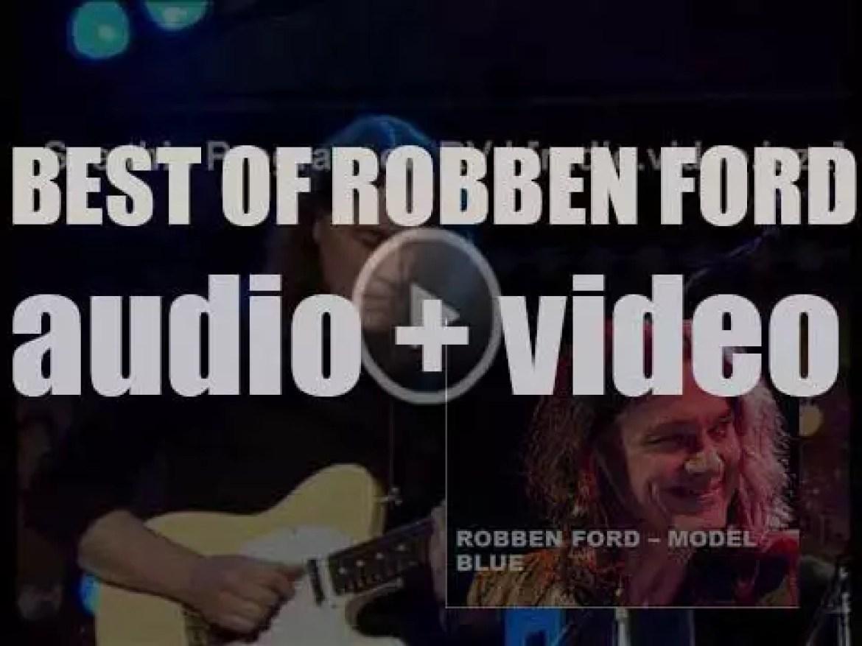 Happy Birthday Robben Ford. 'Model Blue'