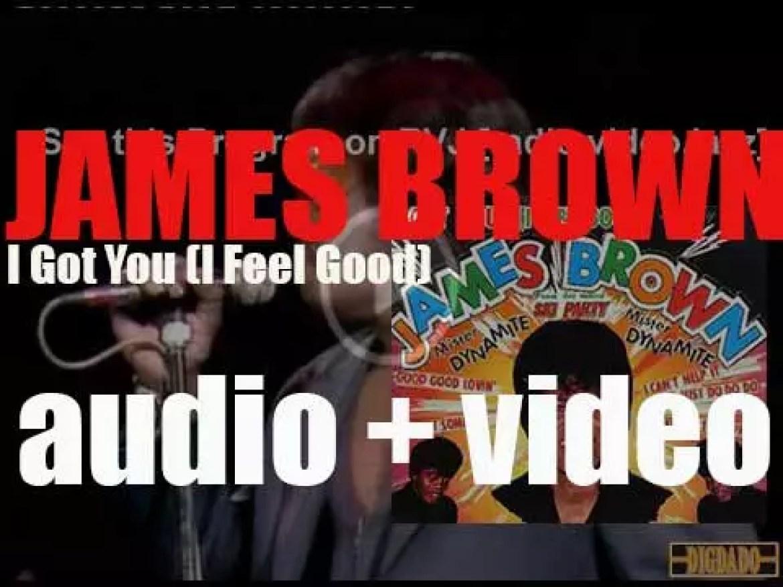 King publish James Brown's album : 'I Got You (I Feel Good)' (1966)