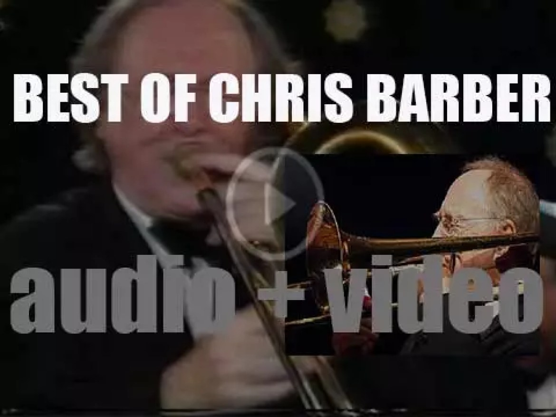 We remember Chris Barber. 'Barberism'