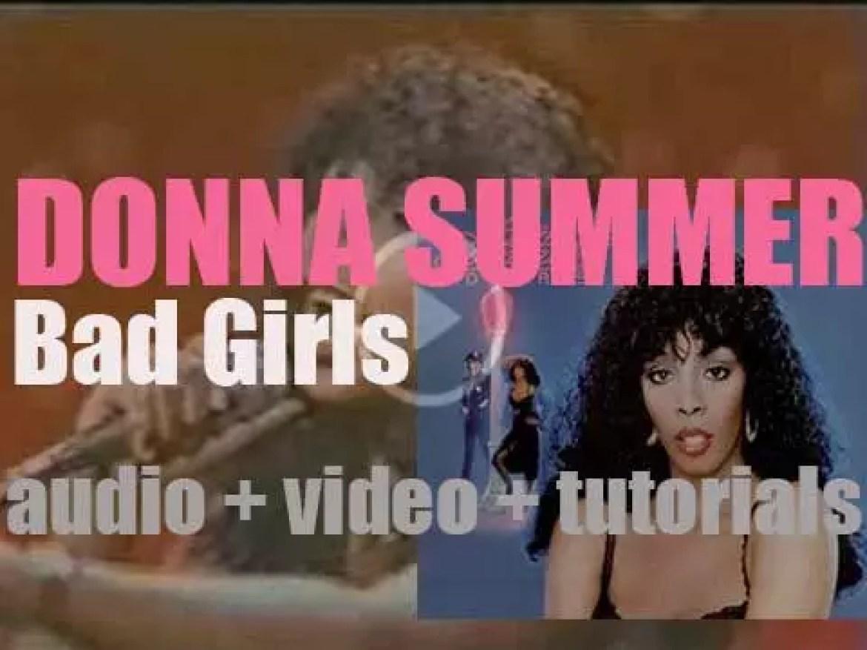 Casablanca Records release 'Bad Girls,' Donna Summer's seventh album (1979)