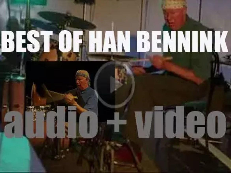 We wish 'Gefeliciteerd!' to Han Bennink. 'Let It Bennink'
