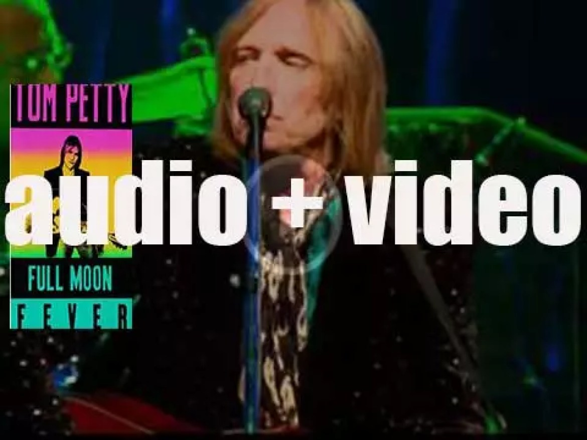Tom Petty releases 'Full Moon Fever,' his first solo album featuring 'I Won't Back Down' with George Harrison (1989)