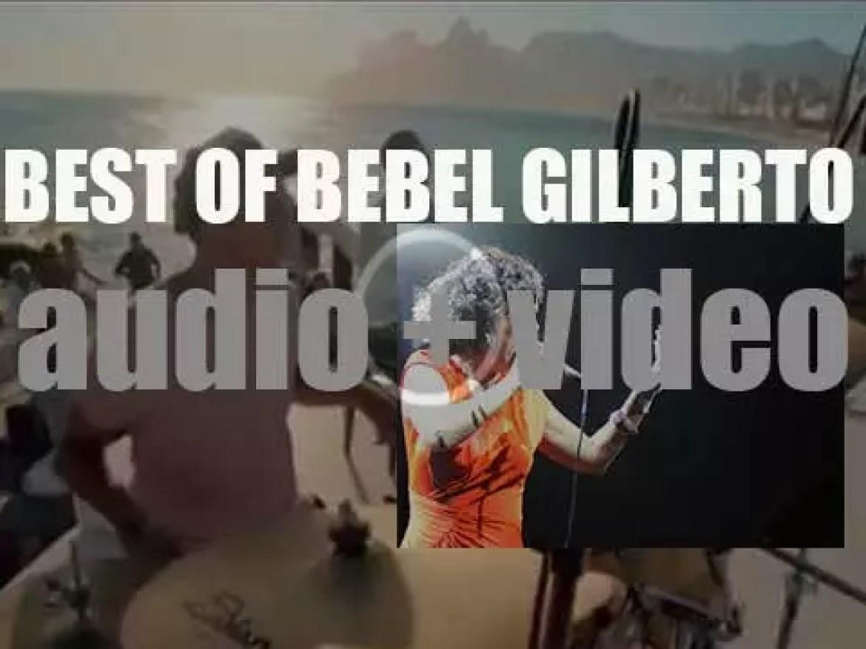 Happy Birthday Bebel Gilberto. 'Feliz Aniversário Bebel'
