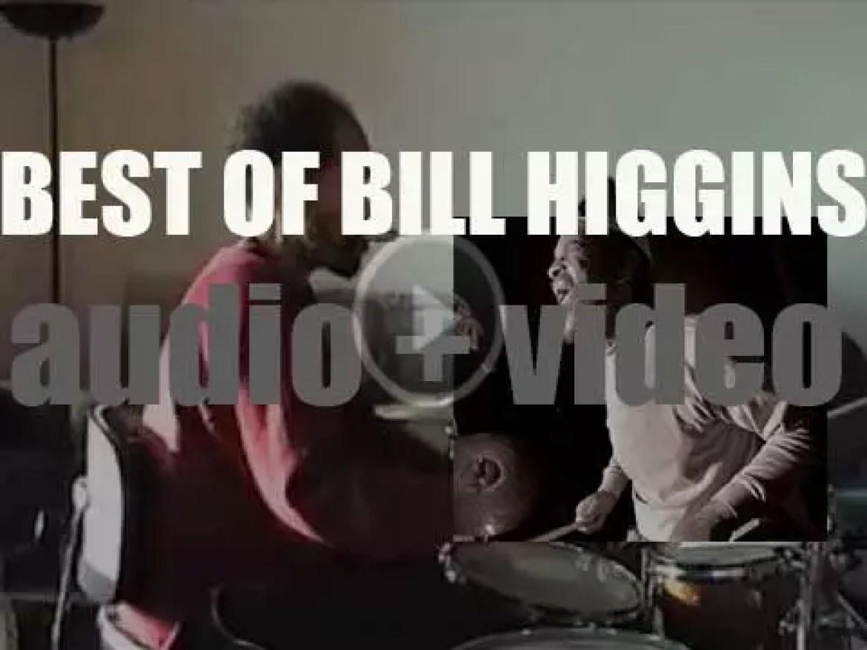 We remember Billy Higgins. 'Soldier Higgins'