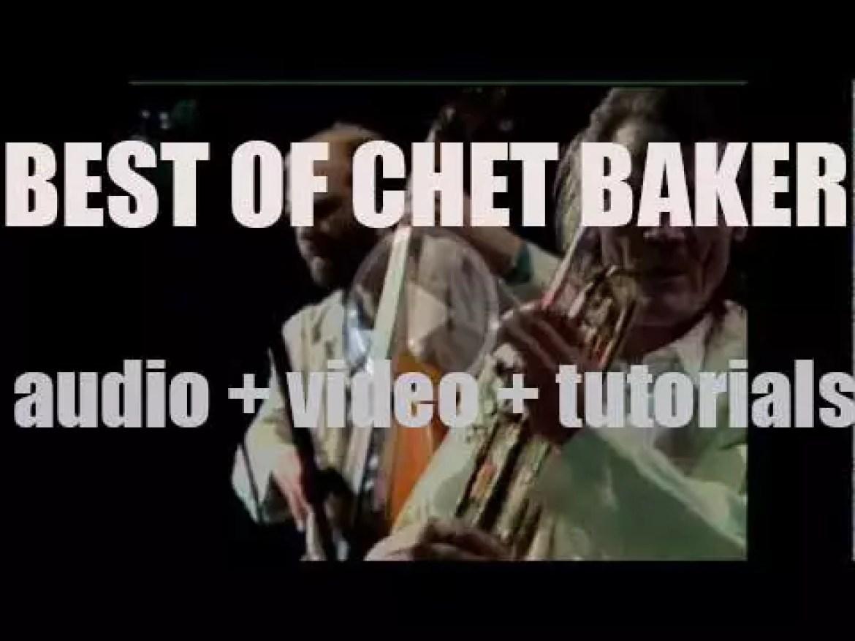 We remember Chet Baker. 'Chet After Chet'