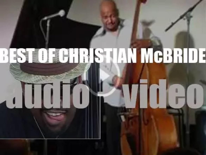 Happy Birthday Christian McBride. 'The Prince McBride'