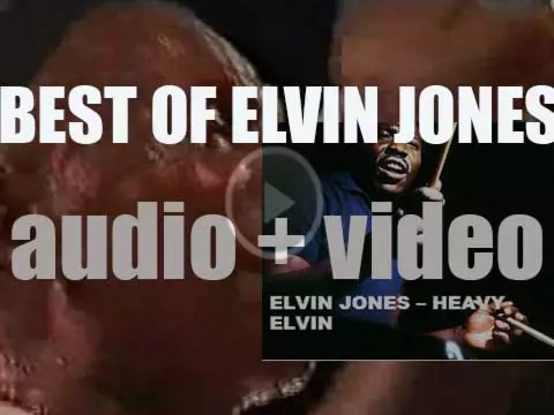 We Remember Elvin Jones. 'Heavy Elvin'