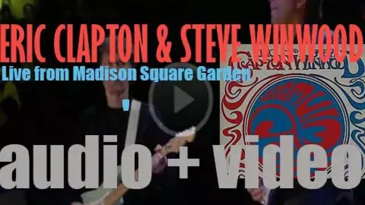 Duck publish 'Live from Madison Square Garden'  recorded live by Eric Clapton & Steve Winwood (2008)