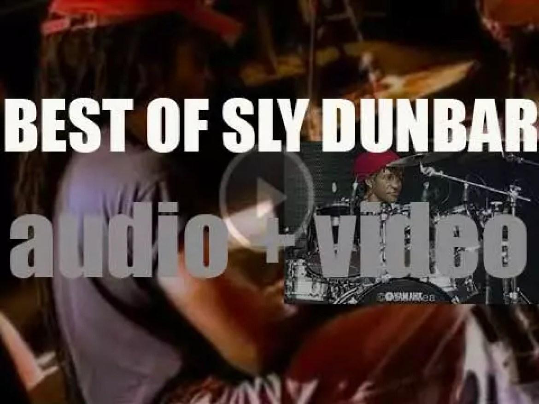 Happy Birthday Sly Dunbar. 'Sly from the Dunbar Family'