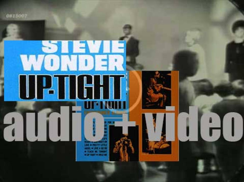 Tamla publish Stevie Wonder's fifth album : 'Up Tight' (1966)