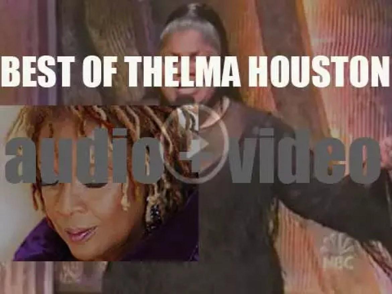 Happy Birthday Thelma Houston. 'Houston, We Have A Thelma'