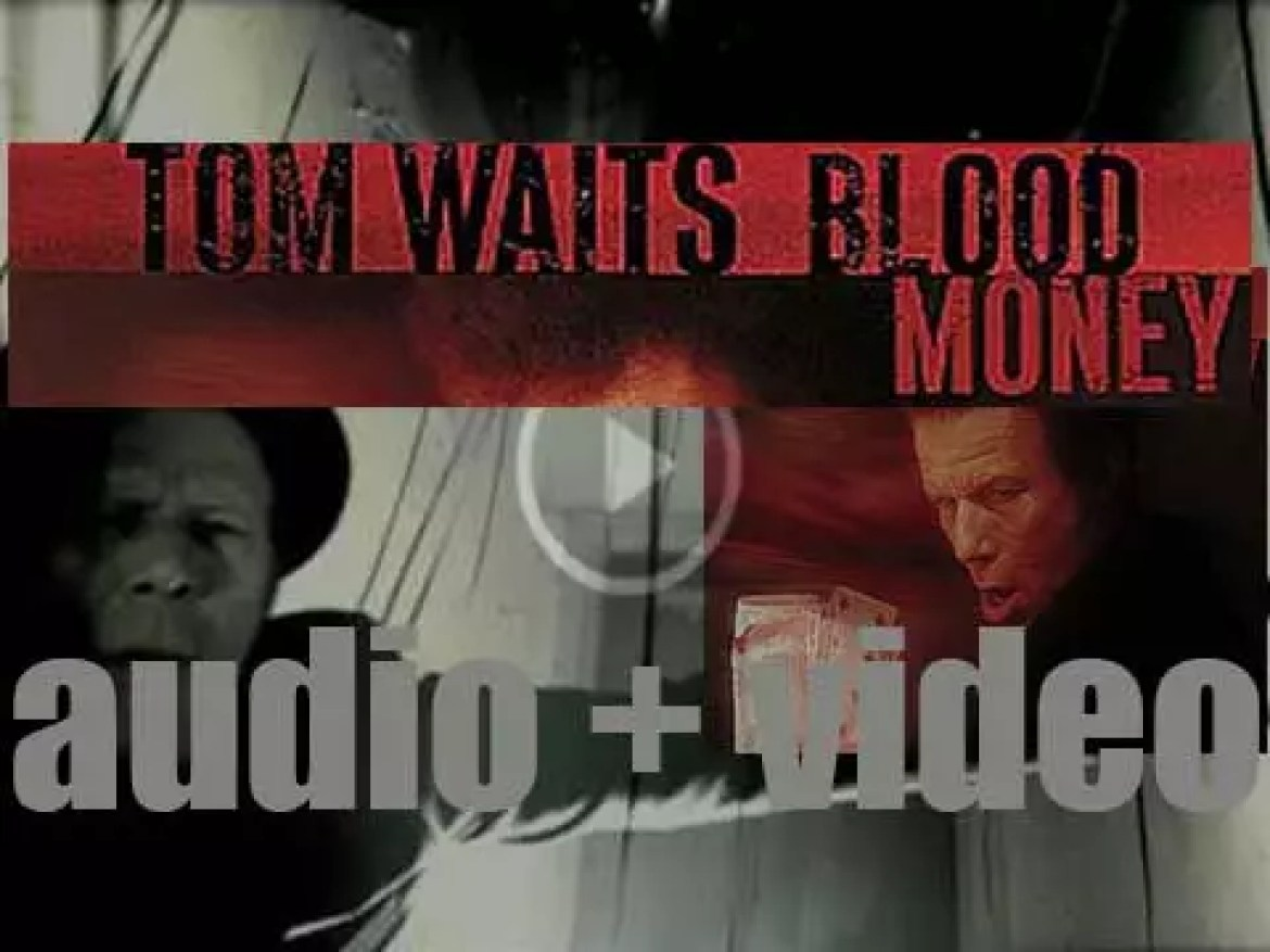 The same day, Anti release two Tom Waits' albums : 'Blood Money'  & 'Alice' (2002)