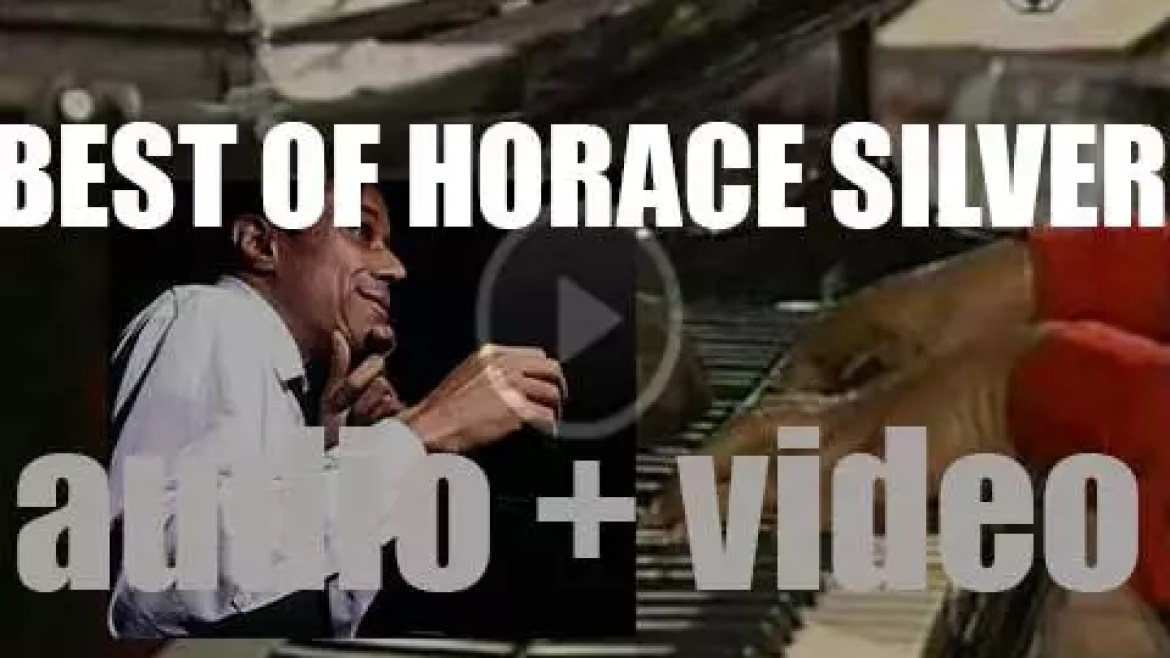 We remember Horace Silver. 'Golden Silver'