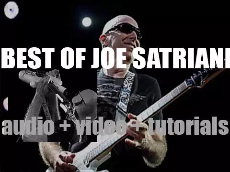 Happy Birthday Joe Satriani. 'Extremely Guitarist'
