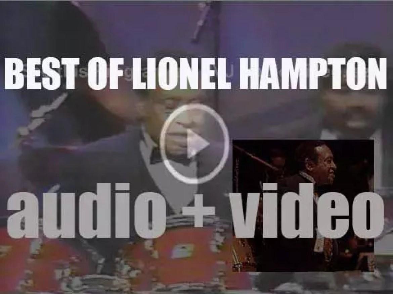 We remember Lionel Hampton. 'Good Old Vibes'