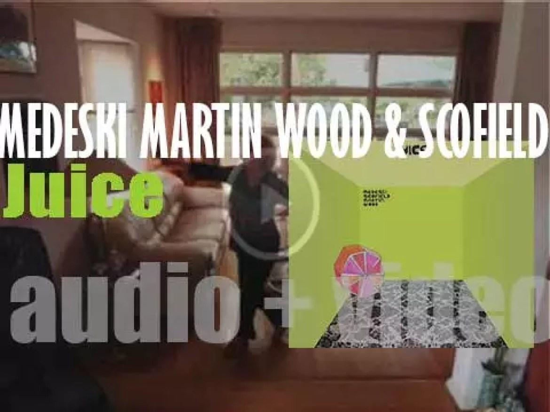 Medeski Martin & Wood release their third album 'Juice' recorded with John Scofield (2014)