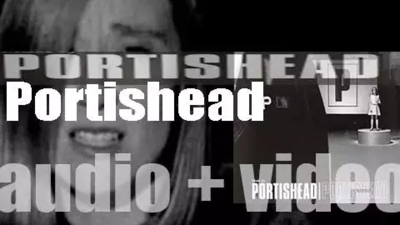 Portishead release 'Portishead,' their eponymous second album (1997)