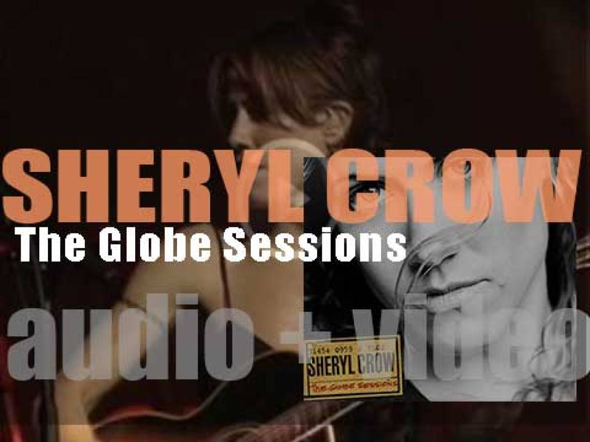 A&M publish Sheryl Crow's third album : 'The Globe Sessions' featuring 'My Favorite Mistake' (1998)