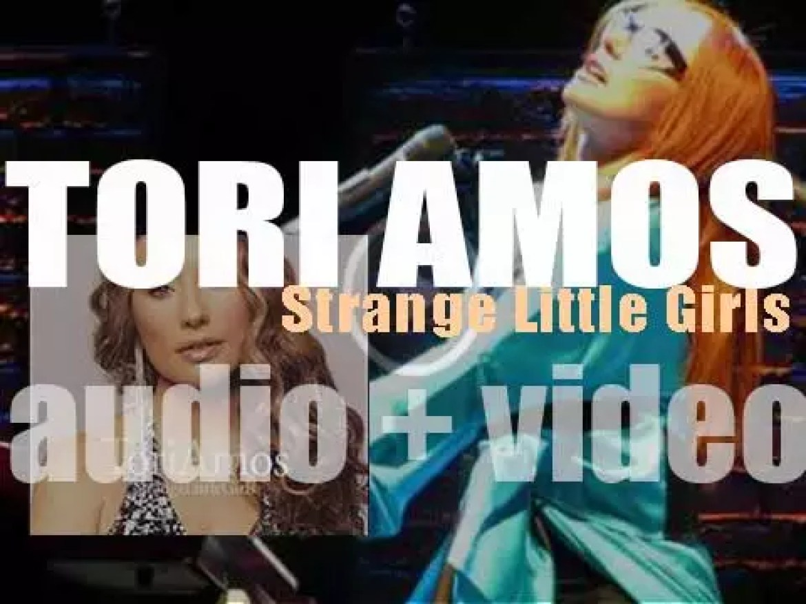 Tori Amos releases 'Strange Little Girls' featuring covers of songs written and originally performed by men (2001)