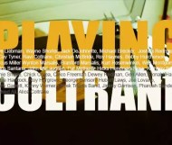 Playing Coltrane