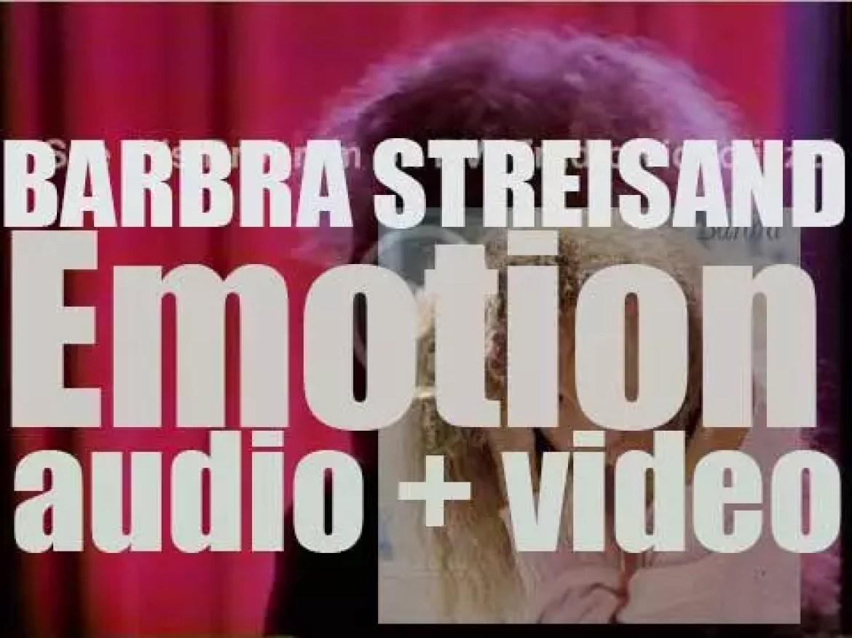 Columbia publish Barbra Streisand's  twenty-third album : 'Emotion' (1984)