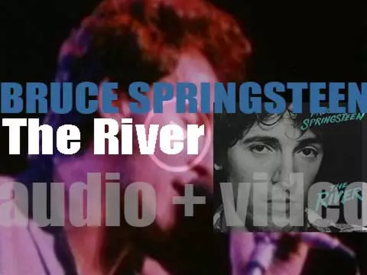 Bruce Springsteen releases his fifth album : 'The River' featuring 'Hungry Heart' and 'Fade Away' (1980)