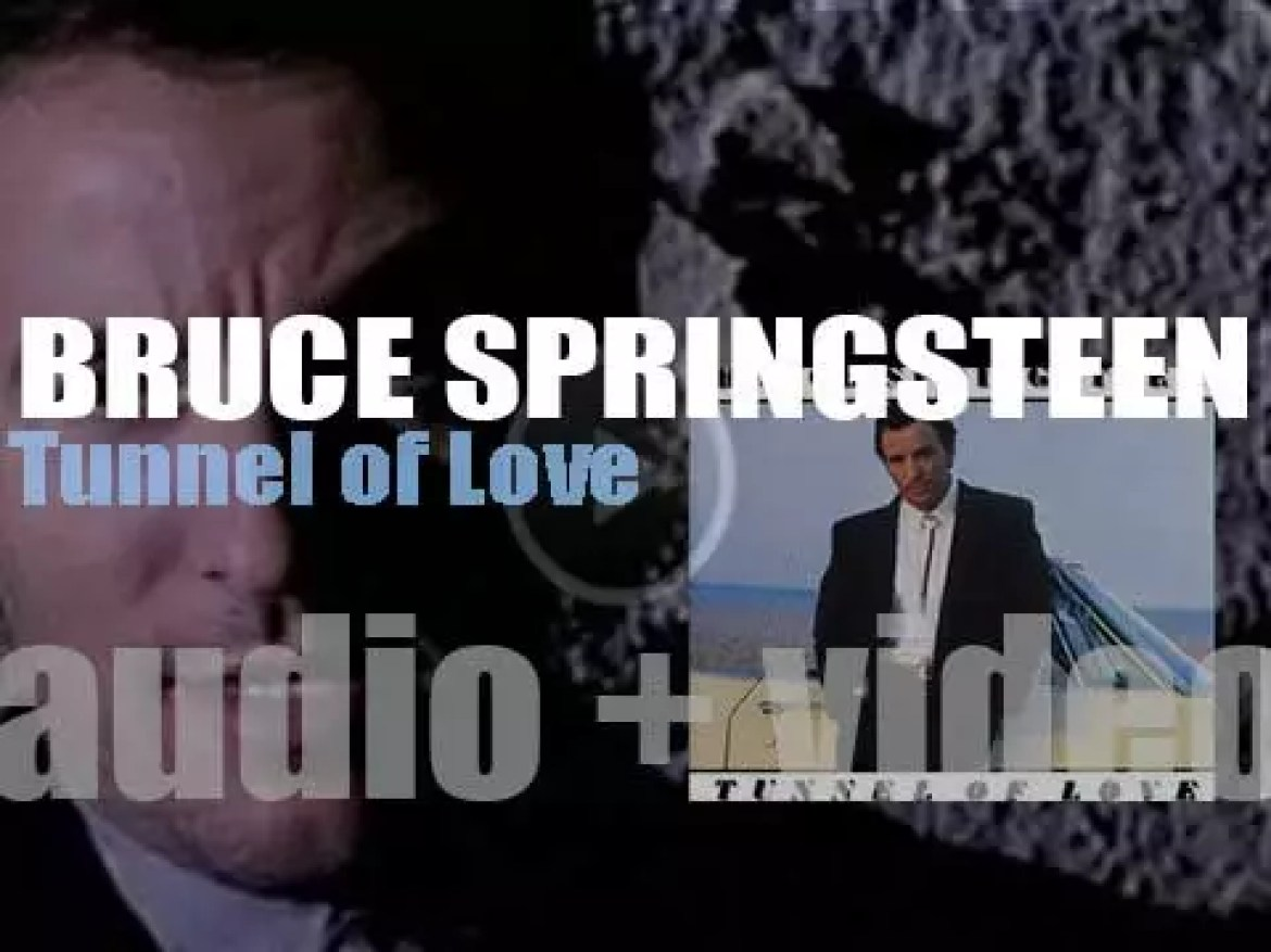 Bruce Springsteen releases 'Tunnel of Love,' his eighth album featuring 'Brilliant Disguise' and 'One Step Up' (1987)