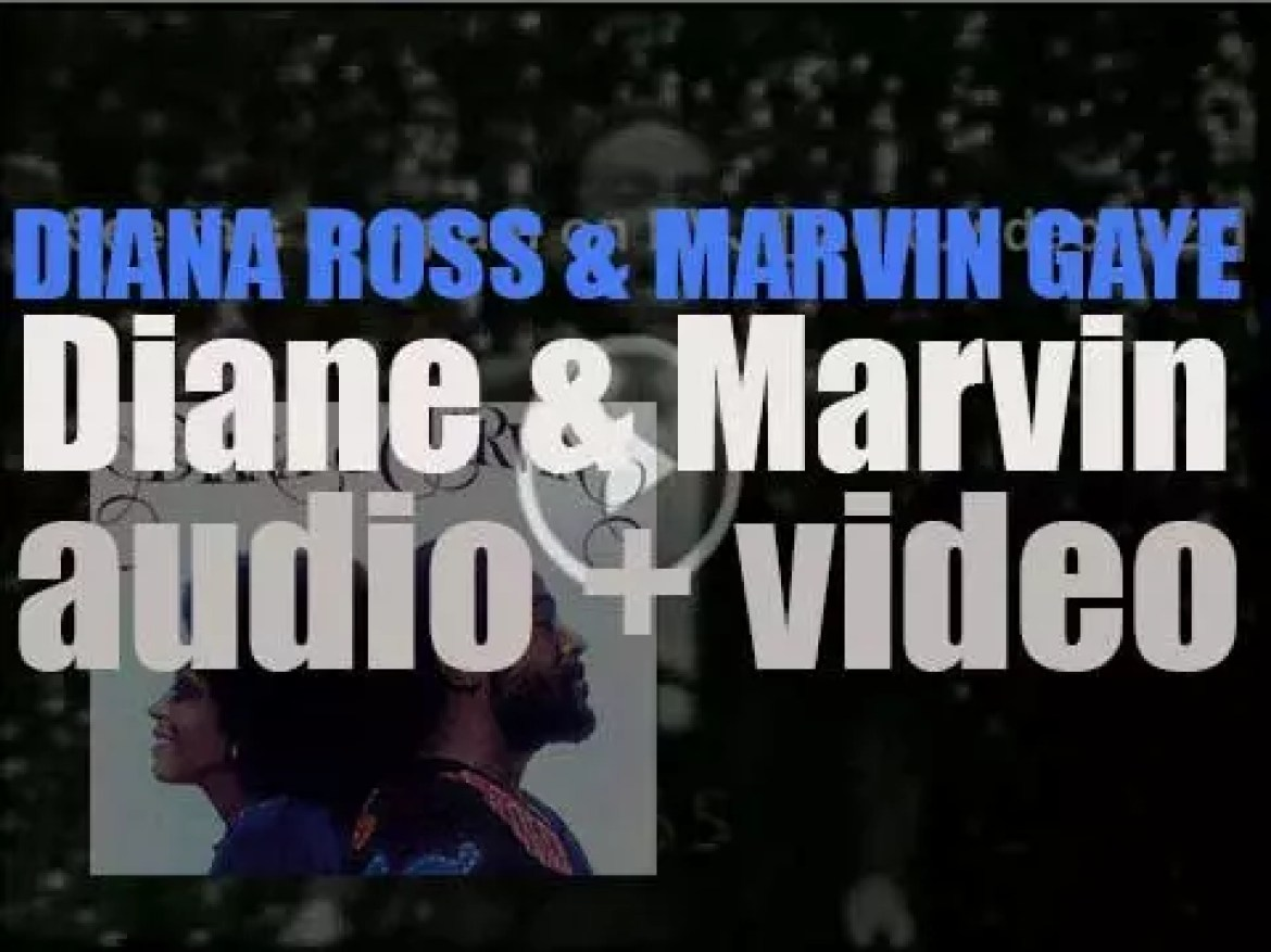 Motown publish 'Diana & Marvin' by Diana Ross and Marvin Gaye featuring 'You're a Special Part of Me' (1973)