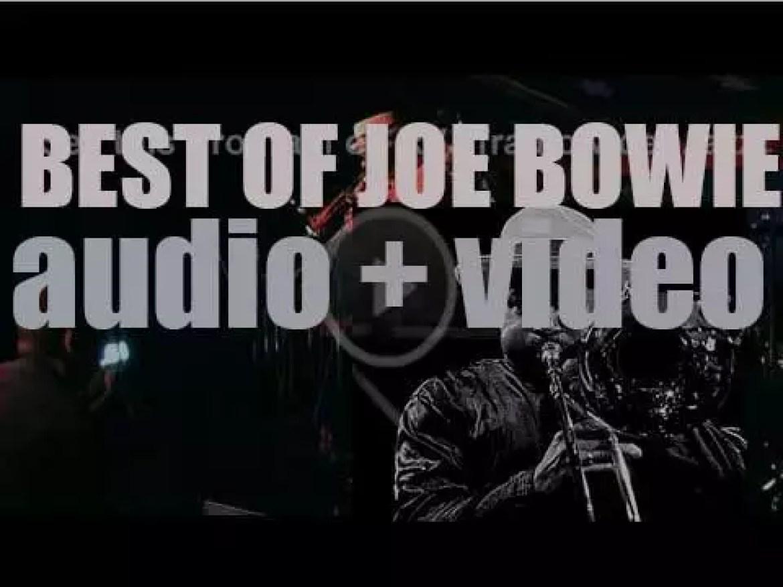 Happy Birthday Joseph Bowie. 'Living Defunkt'