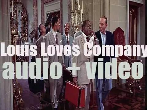 Louis Loves Company