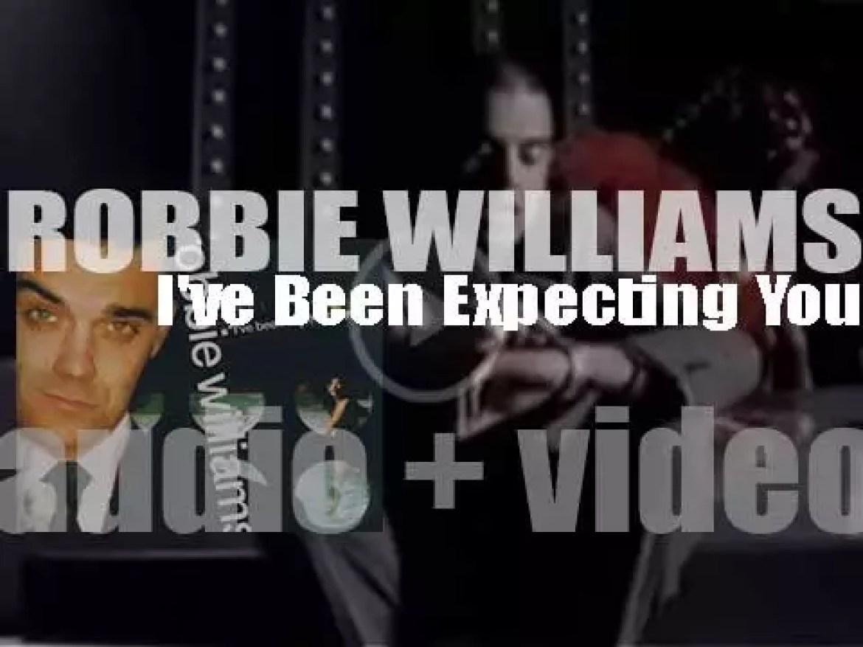 Robbie Williams releases his second studio album : 'I've Been Expecting You' featuring 'Millennium' (1998)