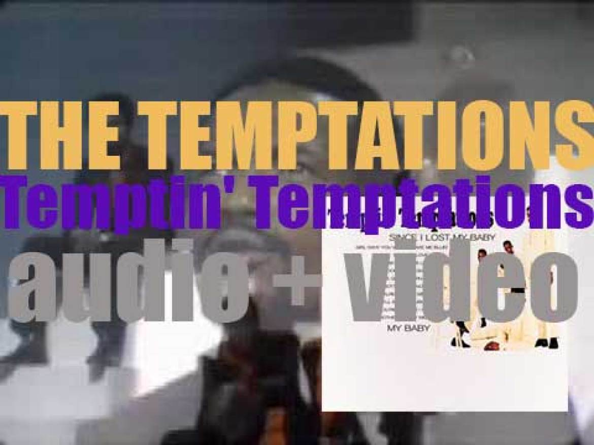Gordy publish Temptations' third album : 'The Temptin' Temptations' featuring 'My Baby' and 'Don't Look Back' (1965)