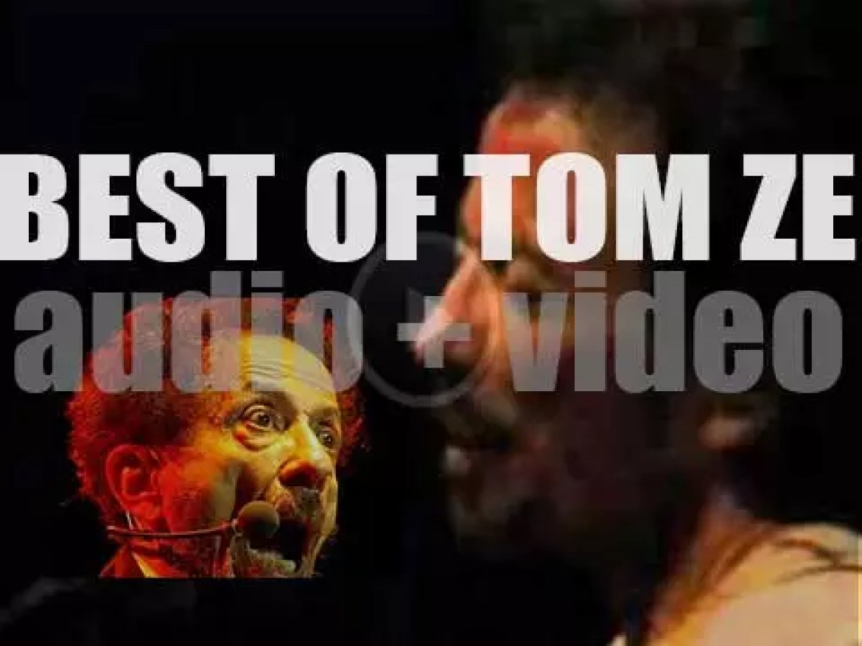 Feliz Aniversário Tom Zé. 'Zé Zurreição'