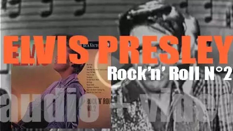 RCA publish Elvis Presley second album : 'Elvis' featuring 'Love Me' (1956)