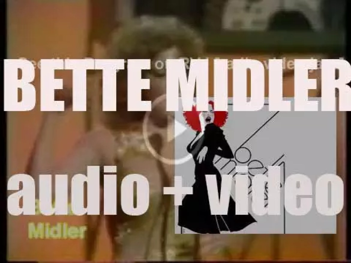 Atlantic publish 'Bette Midler' her eponymous second album (1973)