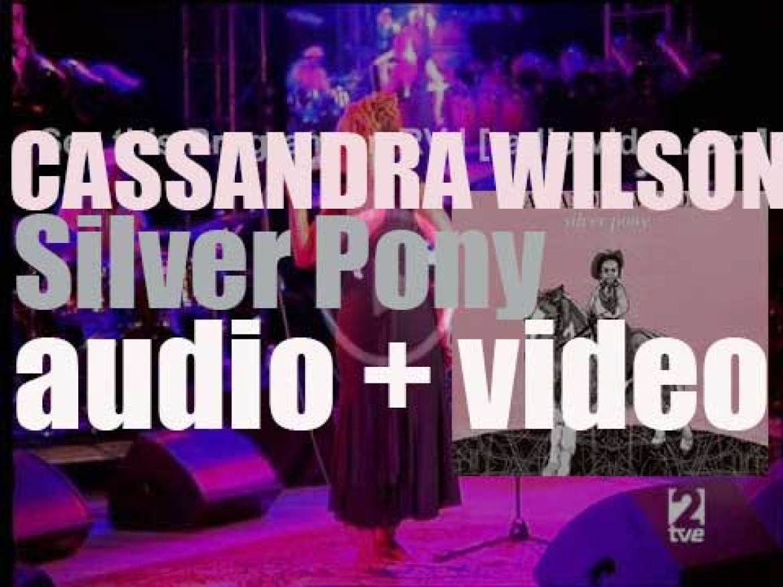 Blue Note publish Cassandra Wilson's album : 'Silver Pony' (2010)