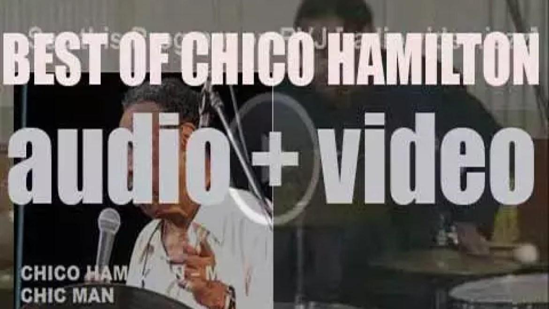 We remember Chico Hamilton. 'Mr. Chic Man'