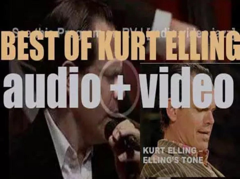 Happy Birthday Kurt Elling. 'Elling's Tone'