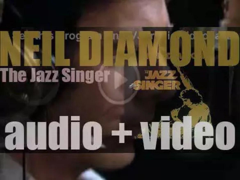 Capitol publish Neil Diamond's album : 'The Jazz Singer' (1980)