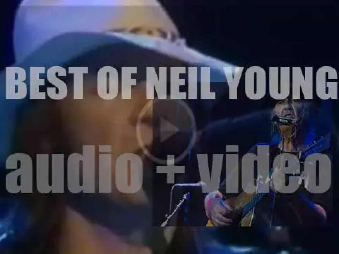 Happy Birthday Neil Young. 'Young Forever'