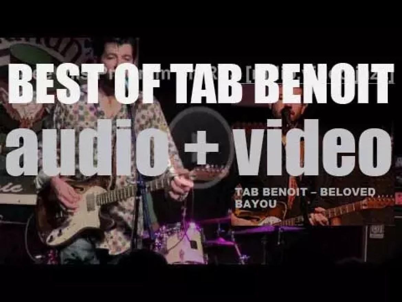 Happy Birthday Tab Benoit. 'Beloved Bayou'