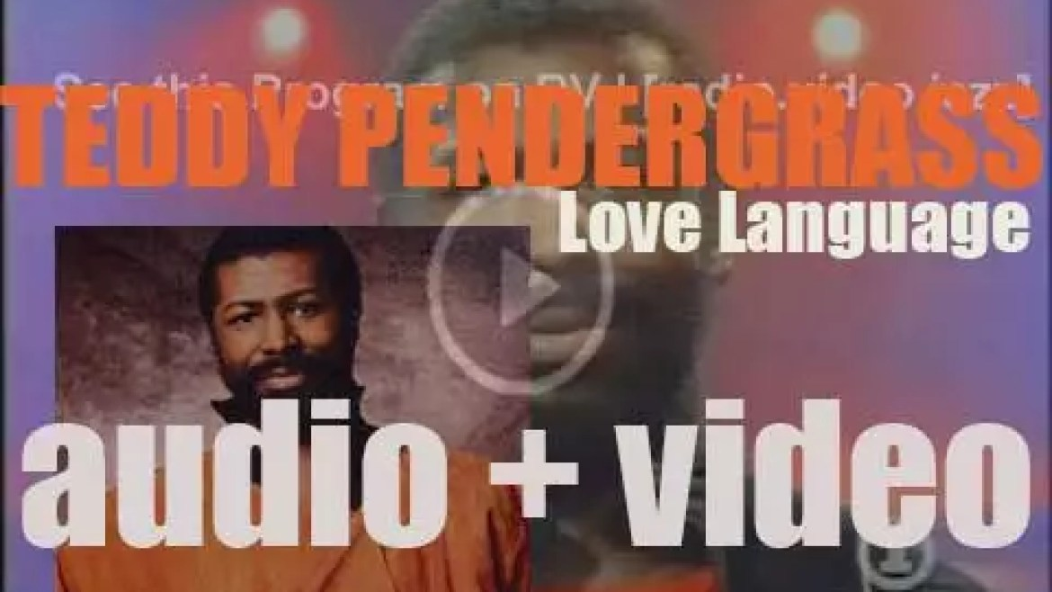 Teddy Pendergrass releases his eighth album 'Love Language' featuring 'Hold Me' with Whitney Houston (1984)