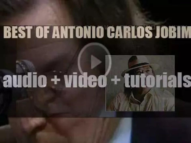 We remember Antônio Carlos Jobim. 'Quiet Star'